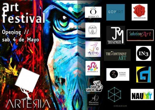 Arteria festival de arte